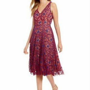 Antonio Melani Pammy Slvls Dress Sz 10